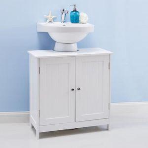rangement salle de bain achat vente rangement salle de bain pas cher soldes d s le 10. Black Bedroom Furniture Sets. Home Design Ideas