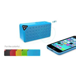 ENCEINTE NOMADE Mini Speaker Bluetooth X3 Carte Memoire Clé USB