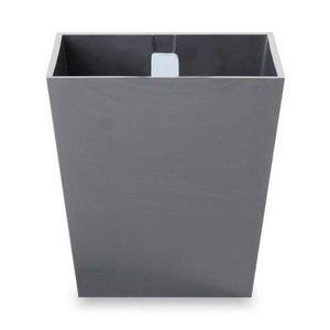 cache pot gris achat vente cache pot gris pas cher. Black Bedroom Furniture Sets. Home Design Ideas