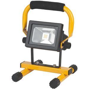 LAMPE DE CHANTIER BRENNENSTUHL Projecteur LED CHIP portable avec bat