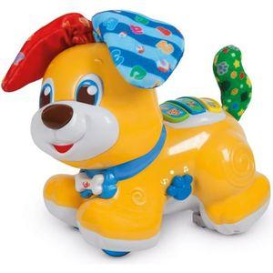ROBOT - ANIMAL ANIMÉ CLEMENTONI Baby - Bibou, le chien qui fait
