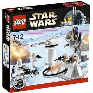 ASSEMBLAGE CONSTRUCTION Lego - 7749 - Jeu de construction - Star Wars TM -