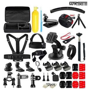 CAMÉRA SPORT 50 en 1 Kit d'Accessoires pour Sport Action Caméra