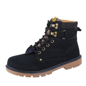 HEE GRAND Bottes Homme Montante Outdoor A Plate xNZuyh
