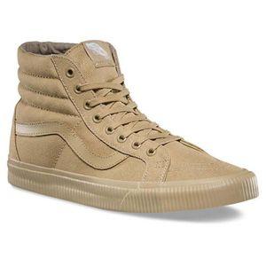 Vert Achat Chaussures Hi Vans Baskets Sk8 Homme Reissue P0Y01