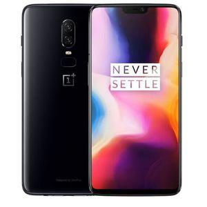 SMARTPHONE Oneplus 6 Smartphone 6 + 64Go Noir brillante  EU V