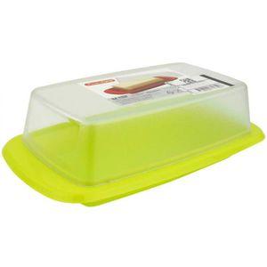 BEURRIER - HUILIER  Beurrier boite conservation Beurre transparente -