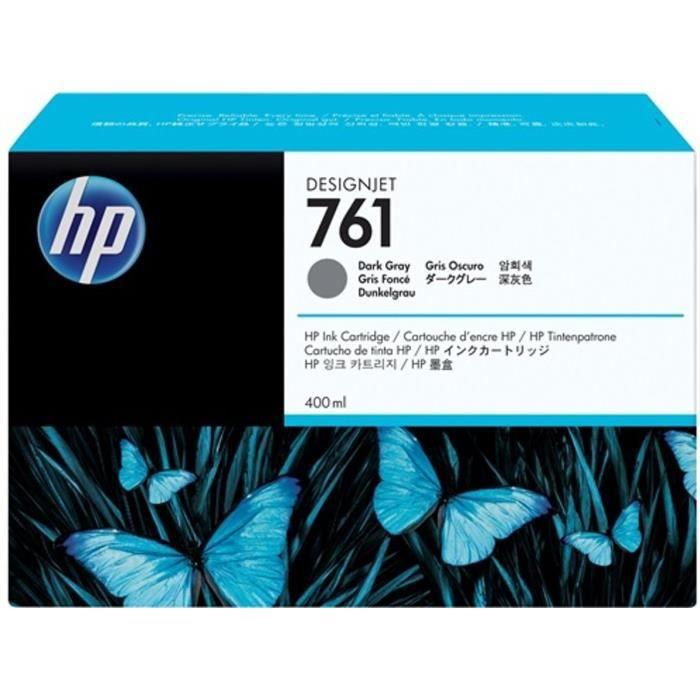 HP Cartouche d'encre 761 - Gris