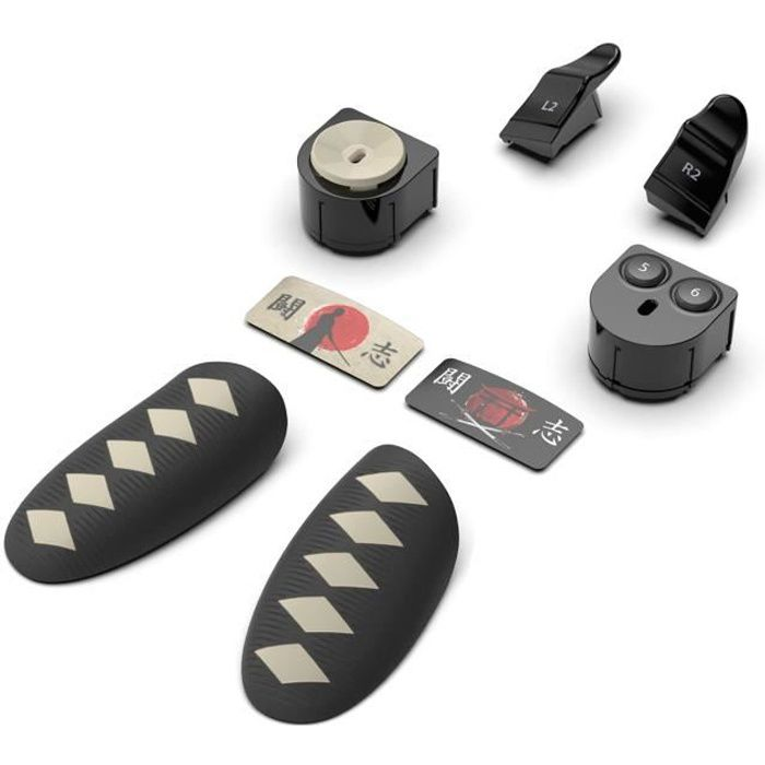 THRUSTMASTER Accessoires pour Manette eSwap Pro Controller Fighting Pack