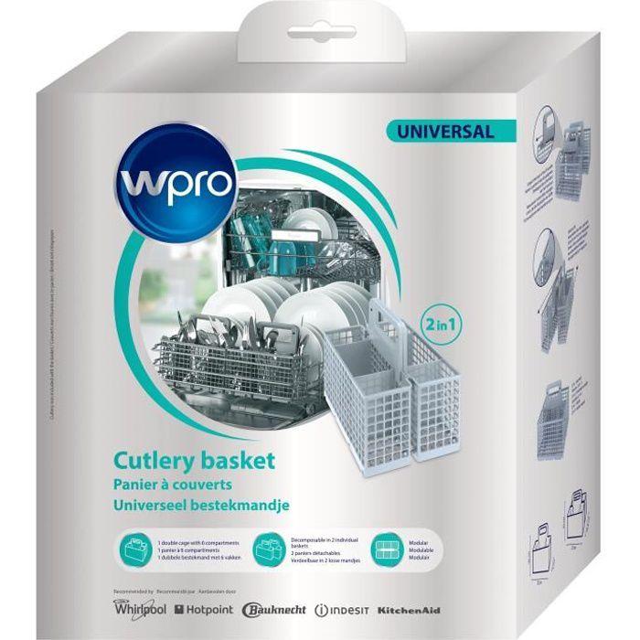 WPRO LV DWB304 Panier à couverts pour lave vaisselle (C00380125)