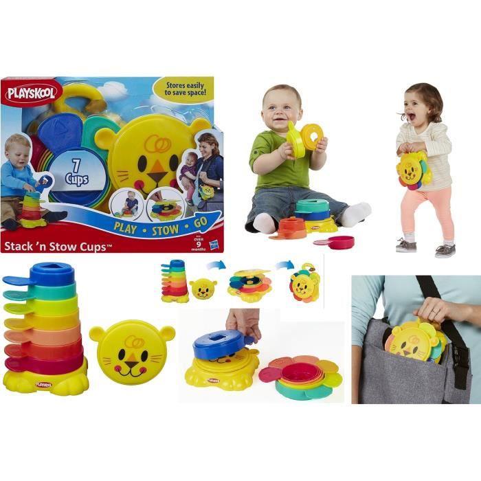 jouet a empiler a partir de 9 mois - achat / vente jeux et jouets
