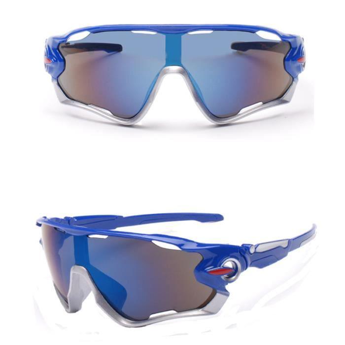 1cf7fc1fe4d027 Hotskynie®UV400 lunettes de soleil verres déquitation glaces sports de  montagne lunettes de vélo