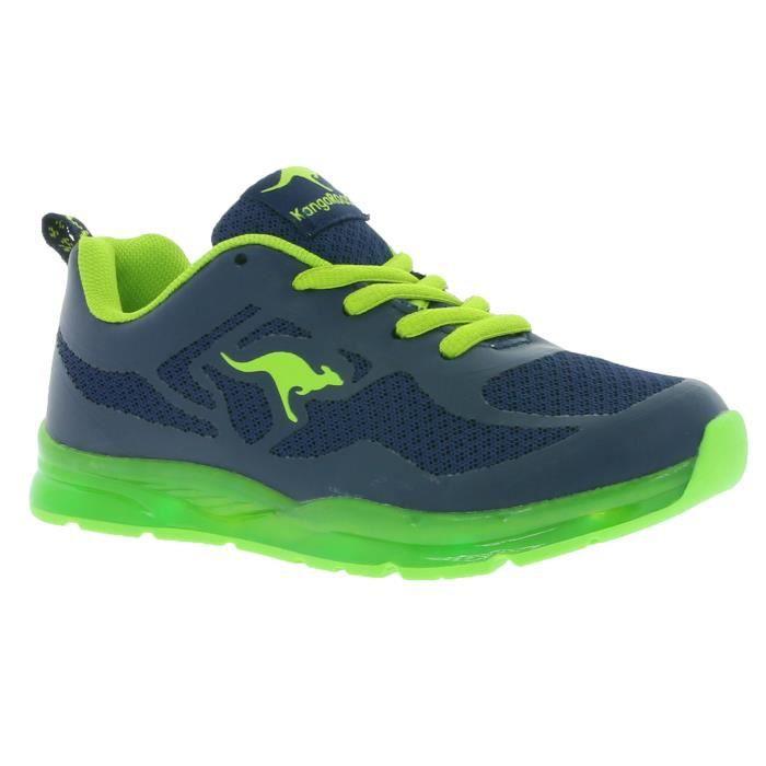 KangaROOS K-Lev III Enfants Sneaker Bleu 16062 0 482