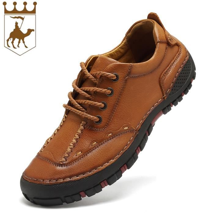 XBootsMalone Chaussures Derbys Cuir Homme