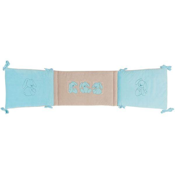 tour de lit bébé bleu turquoise NATTOU Tour de lit bébé Lapidou Turquoise Bleu   Achat / Vente  tour de lit bébé bleu turquoise
