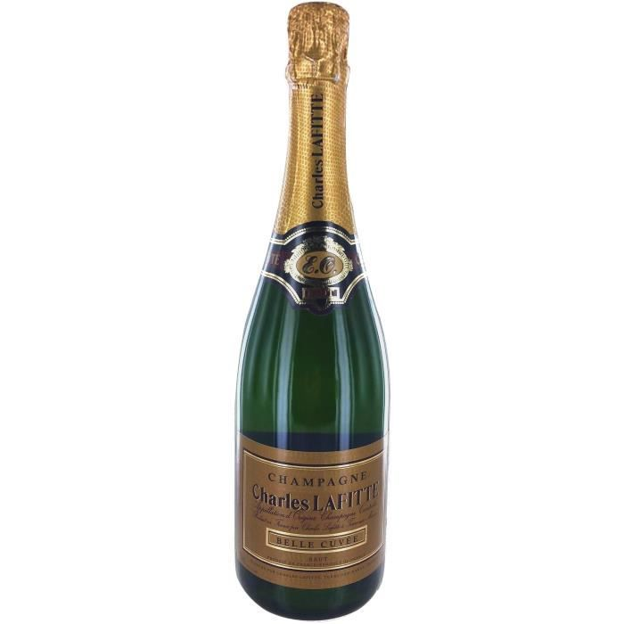 CHAMPAGNE CHAMPAGNE Charles Lafitte Belle Cuvée Champagne br