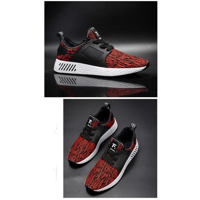 chaussures pour mode respirant Chaussures sport pour casual Chaussures sport hommes de de Tqz7ww