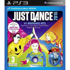 JEU PS3 Just Dance 2015 Jeu PS3