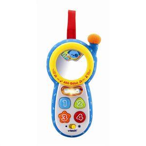 VTECH Téléphone Allô Bébé Bleu