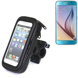 FIXATION - SUPPORT Bike Mount pour Samsung Galaxy S6, montage guidon