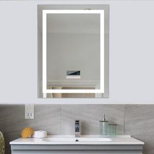 Miroir salle de bain bluetooth