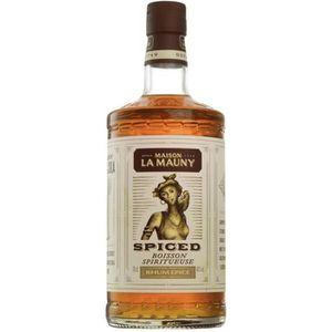RHUM La Mauny - Spiced Rhum - 40% Vol. - 70 cl
