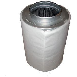 Filtre à odeurs Filtre à charbon 125mm 400m3-H