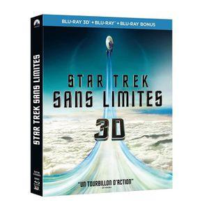 BLU-RAY FILM Star Trek Sans limites [Combo Blu-ray 3D + Blu-ray
