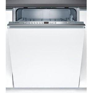 LAVE-VAISSELLE BOSCH SMV46AX00E Lave-vaisselle tout intégrable -