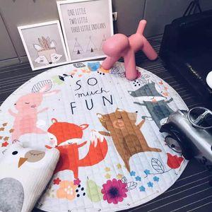 TAPIS DE JEU Tapis chambre d'enfant Carpet Salon de maison déco