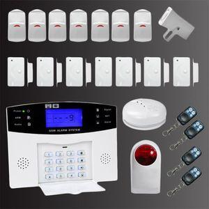 KIT ALARME Hôte de contrôle d'alarme GSM sans fil YA-500-GSM-