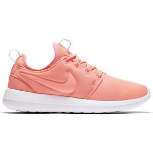 cheaper 70734 1a5b3 Chaussures de sport femme orange - Achat / Vente pas cher - Cdiscount