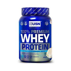 PROTÉINE USN 100% Whey Protein Vanille 908 gr Bien Etre