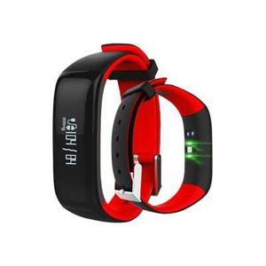 BRACELET D'ACTIVITÉ WEE'PLUG Bracelet sport connecté Bluetooth SB18 RO