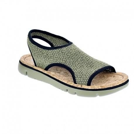 Chaussures Femme Beige Modèle Sandales Achat Oruga Camper 4zwq4FZ