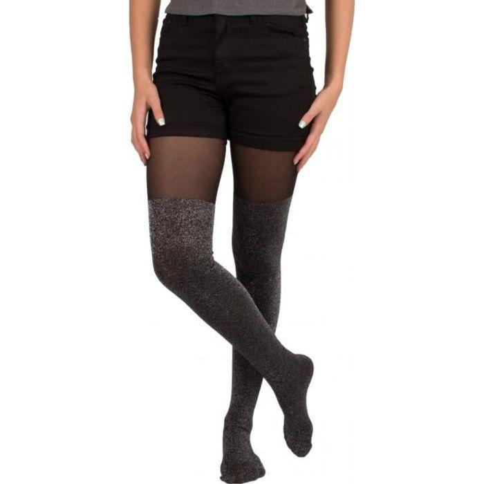 collant-femme-noir-et-demi-jambe-pailletee-argente.jpg 4c32d210fd4