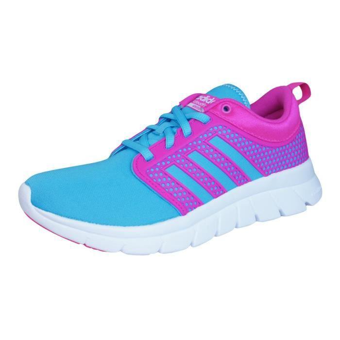 info for a9e63 3480c Adidas baskets - chaussures de course néo cloudfoam groove pour femme  1DJLSG Taille-36 1-2