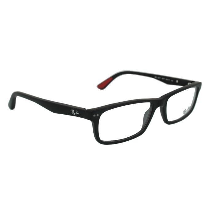 Ray Ban Lunettes de vue Homme RX 5277 2077 Noir… Noir - Achat ... 93687f4ddc32