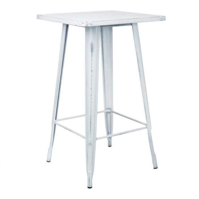 Table Haute Vintage Achat Vente Pas Cher