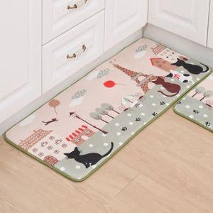 Tapis cuisine lavable achat vente tapis cuisine - Tapis devant evier cuisine ...