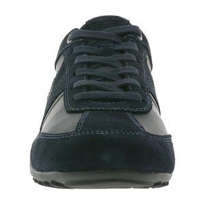 U hommes Respira GEOX 022ME U52T5C Sneaker C C4002 Bleu Wells 5qAd7wxI