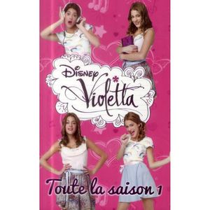 Livre 9 -12 ANS Violetta