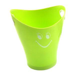 POUBELLE - CORBEILLE Mini poubelle bin bureau poubelle mignon pour la m