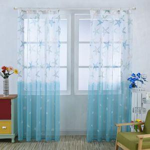 voilage bleu achat vente voilage bleu pas cher soldes d s le 10 janvier cdiscount. Black Bedroom Furniture Sets. Home Design Ideas