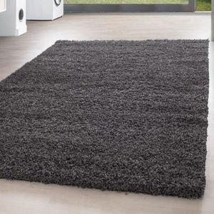 TAPIS Shaggy Shaggy Carpet Carpet - Couleurs et tailles