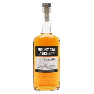 RHUM Mount Gay Black Barrel 1L