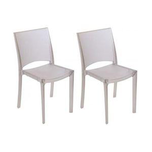 chaise plastique transparente achat vente chaise plastique transparente pas cher cdiscount. Black Bedroom Furniture Sets. Home Design Ideas