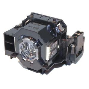 Lampe vidéoprojecteur Lampe compatible pour EPSON EB-X6 - ELPLP41 / V13H