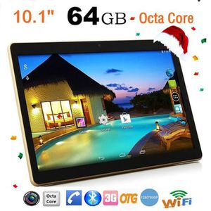 TABLETTE TACTILE 10,1 pouces Tablette PC - RAM 4G ROM 64G Android 6