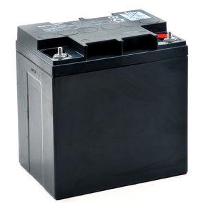 BATTERIE VÉHICULE Batterie plomb AGM LC-P1224APG 12V 24Ah F-M5 - Uni